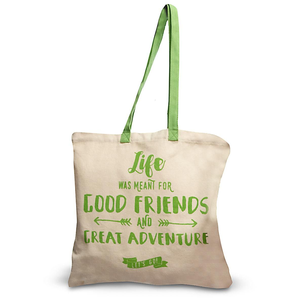 Good Friends Tote by Two's Company