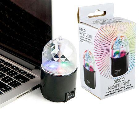 USB Disco Nightlight