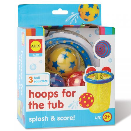 Hoops for the Tub