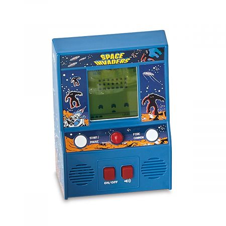 Classic Handheld Space Invaders Game