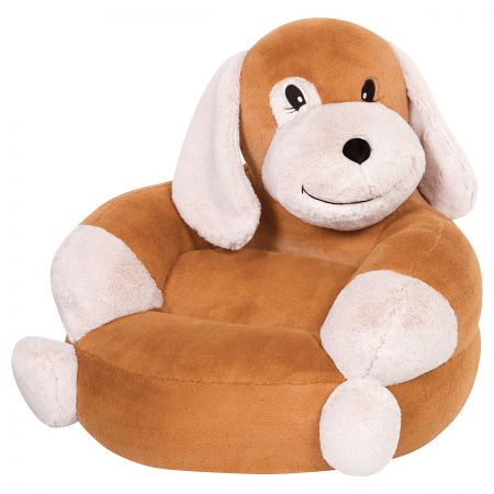 Enjoyable Childrens Puppy Plush Character Chair Caraccident5 Cool Chair Designs And Ideas Caraccident5Info