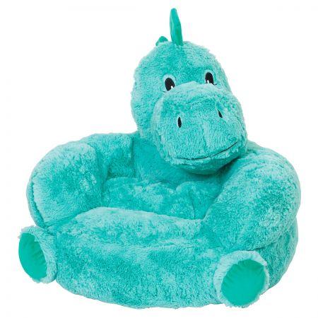 Children's Dino Plush Character Chair