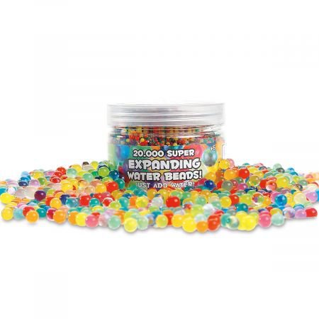 Expanding Water Beads