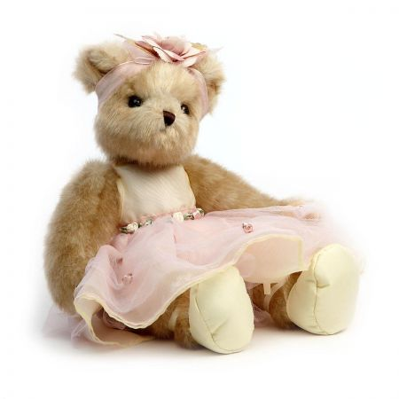 Tippy Toe Shoes Bear by Bearington Collection