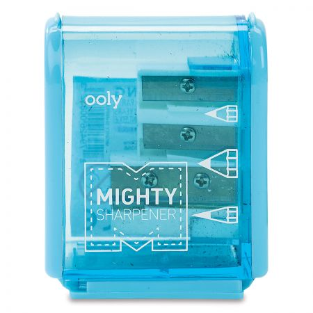 Mighty Pencil Sharpeners