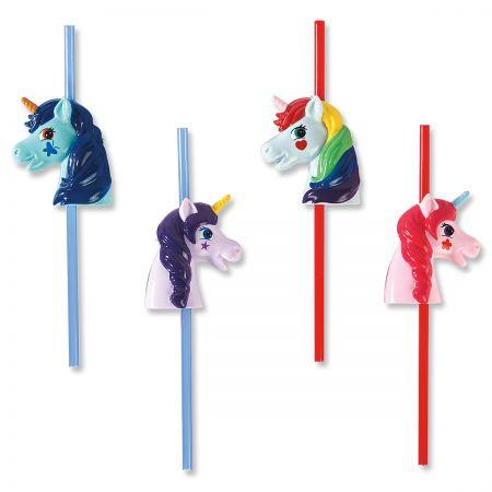 Sip 'n Sound Unicorn Straw