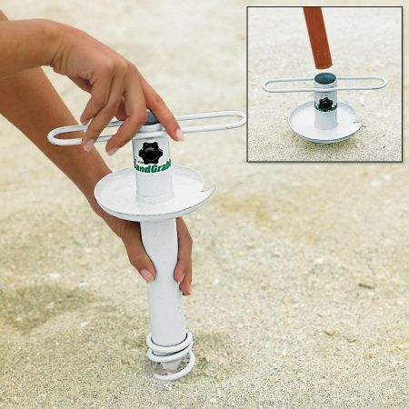 Sand Grabber for Umbrellas
