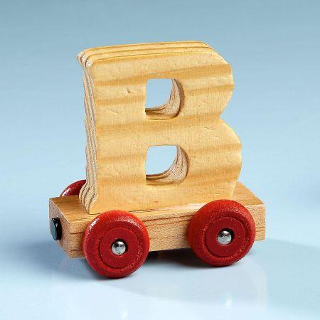 Letter Car - B