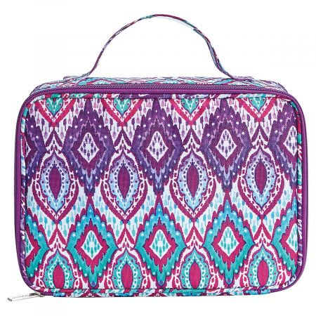 Multi-Diamond Lunch Bag