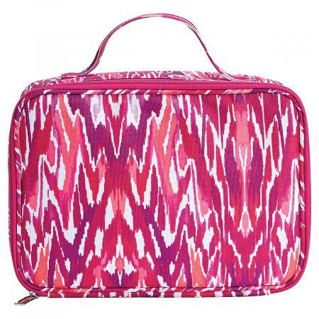 Fuschia Tribal Lunch Bag