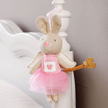 Tooth Fairy Bunny from Mud Pie®