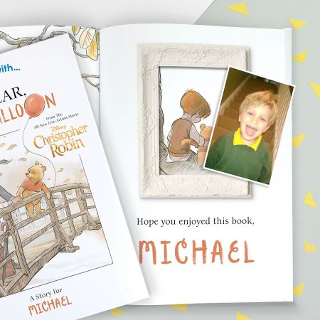 Christopher Robin Personalized Storybook by Disney
