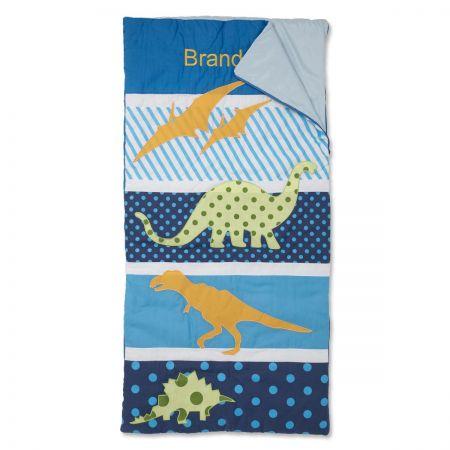 Dinosaur Sleeping Bag by Designer Maureen Anders