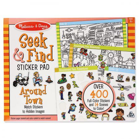 Seek & Find by Melissa & Doug®