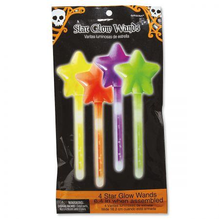 Star Glow Wands