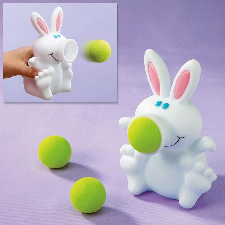 Bunny Ball Popper Set