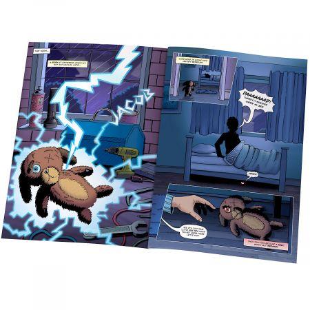 Mega Dad Personalized Comic Book