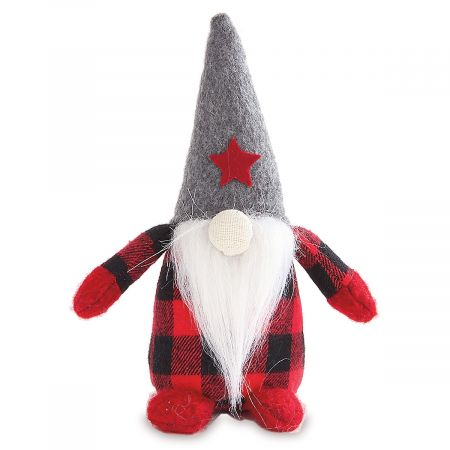 Christmas Gnomes.Christmas Gnomes Grey Hat