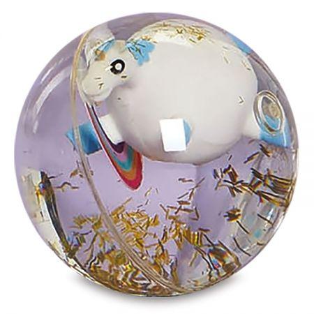 Unicorn Light-Up Bouncy Ball