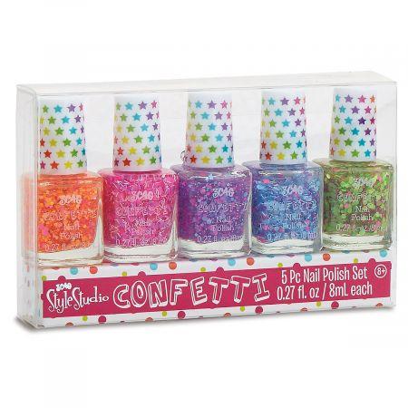 Confetti Nail Polish Set