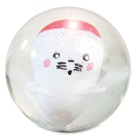 Christmas Light-Up Bouncy Ball
