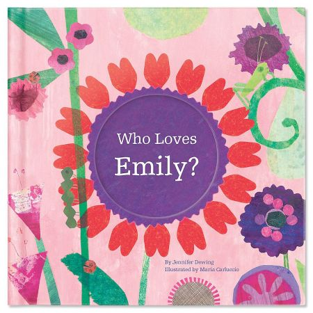 Who Loves Me? Personalized Storybook