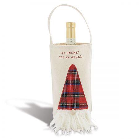 Gnome Wine Bags