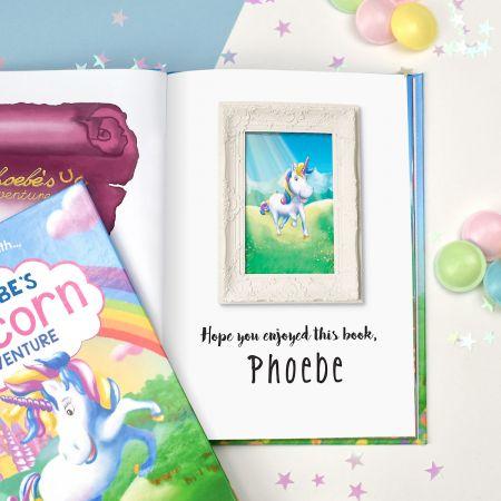 Unicorn Adventure Personalized Storybook