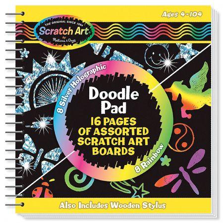 Scratch Art Doodle Pad by Melissa & Doug®