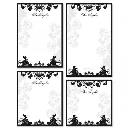 Rococo Notepads