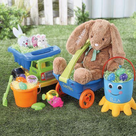 Beachcomber Wagon & Toys Set