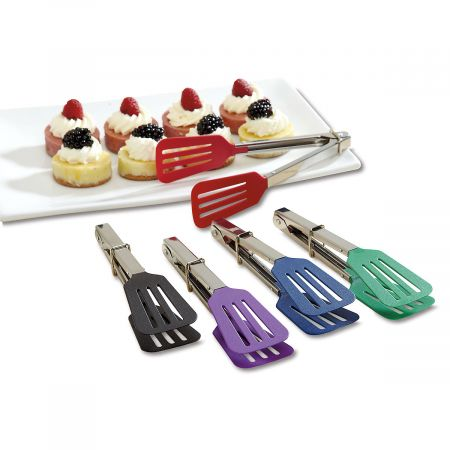 Colorful Kitchen Mini Spatula Tongs