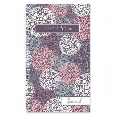 Gray Burst Notebook