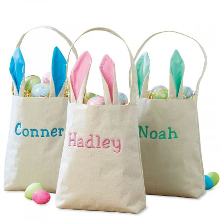 Easter Tote with Ears