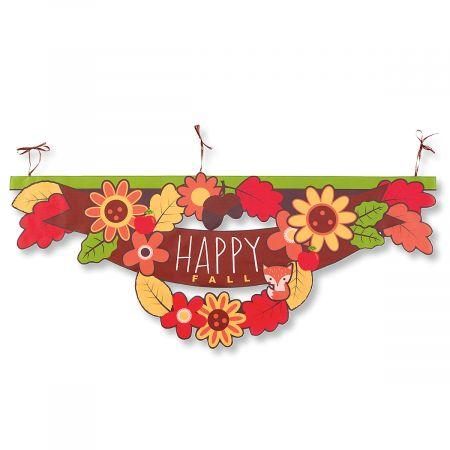 Autumn Porch Banner