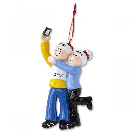 Selfie Designs Ornament