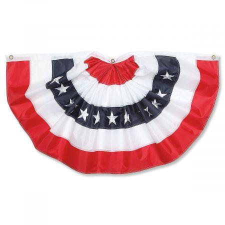Weatherproof Patriotic Bunting