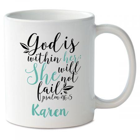God Within Her Mug