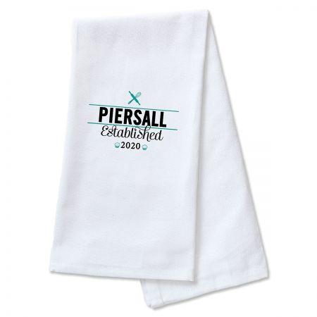Established Personalized Kitchen Towel