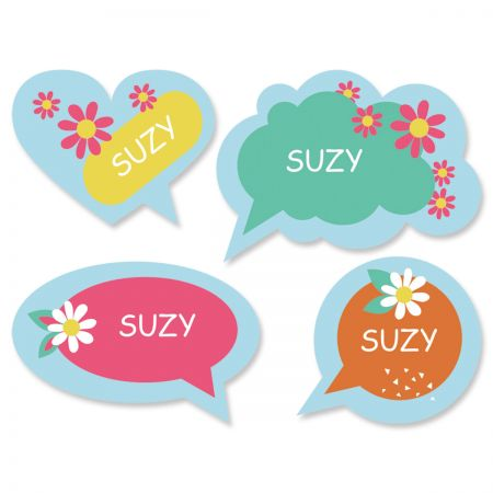 Conversation Bubbles Stickers