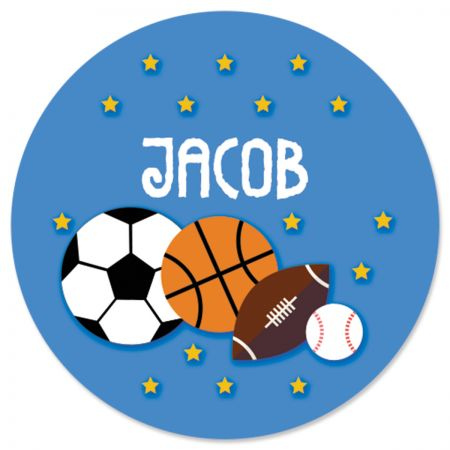 All Sports Stickers