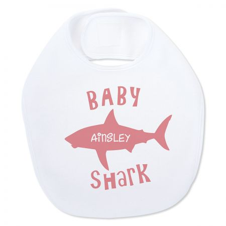 Baby Shark Bib