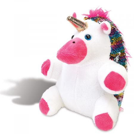 Sprinkles the Unicorn Sequin Mini Pet