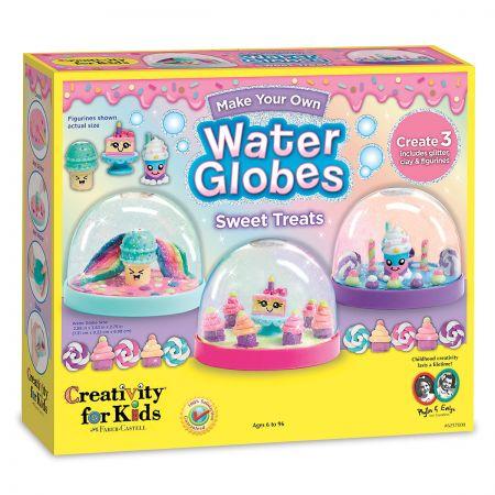 DIY Water Globes Sweet Treats