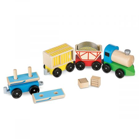 Cargo Train by Melissa & Doug®
