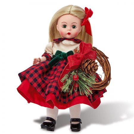 Madame Alexander  Cabin Christmas Doll
