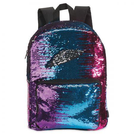 Multi Color Magic Sequin Backpack