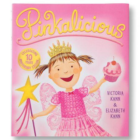"""Pinkalicious"" Book by Elizabeth Kann"