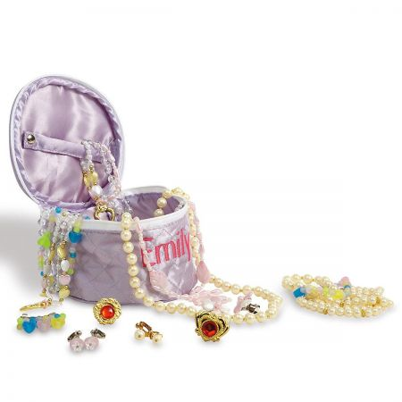 Dress-Up Jewelry and Case