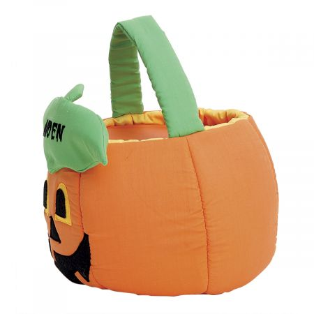 Pleasant Jack O Lantern Personalized Halloween Treat Bag Caraccident5 Cool Chair Designs And Ideas Caraccident5Info